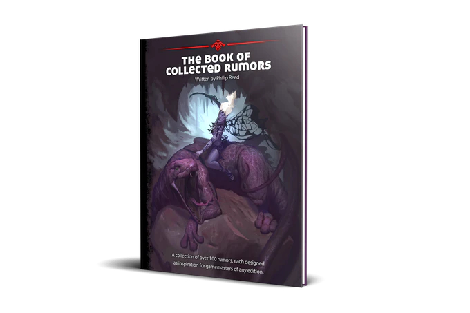 Book of collecter rumors