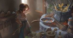skills in rpgs cooking